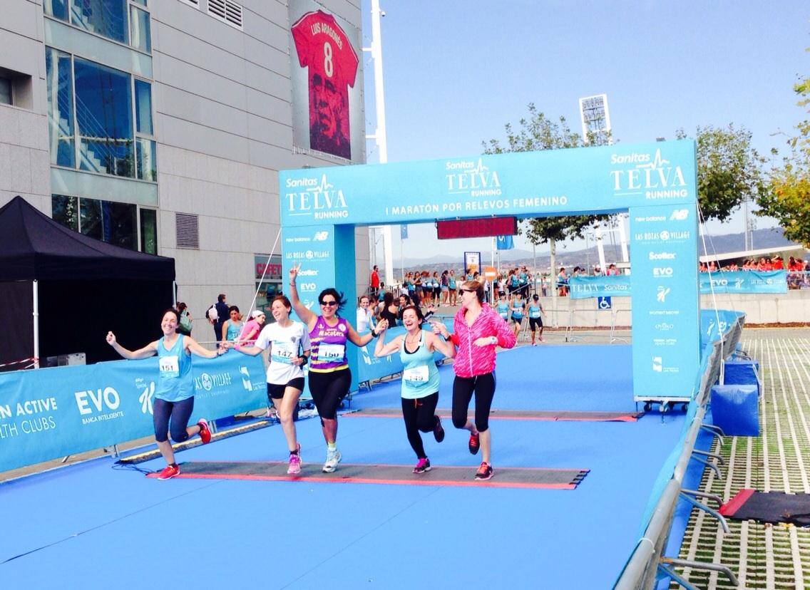 Maraton Femenino
