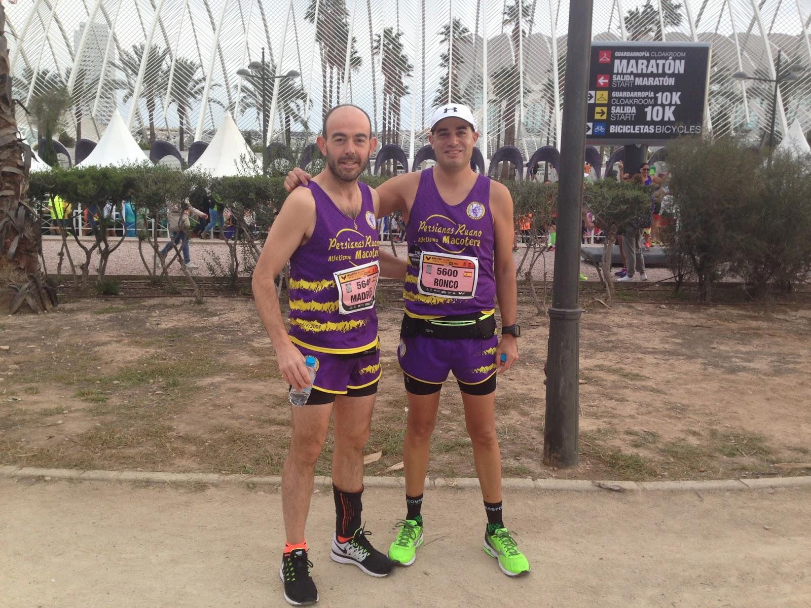 20 11 2016 maraton valencia ronco 2
