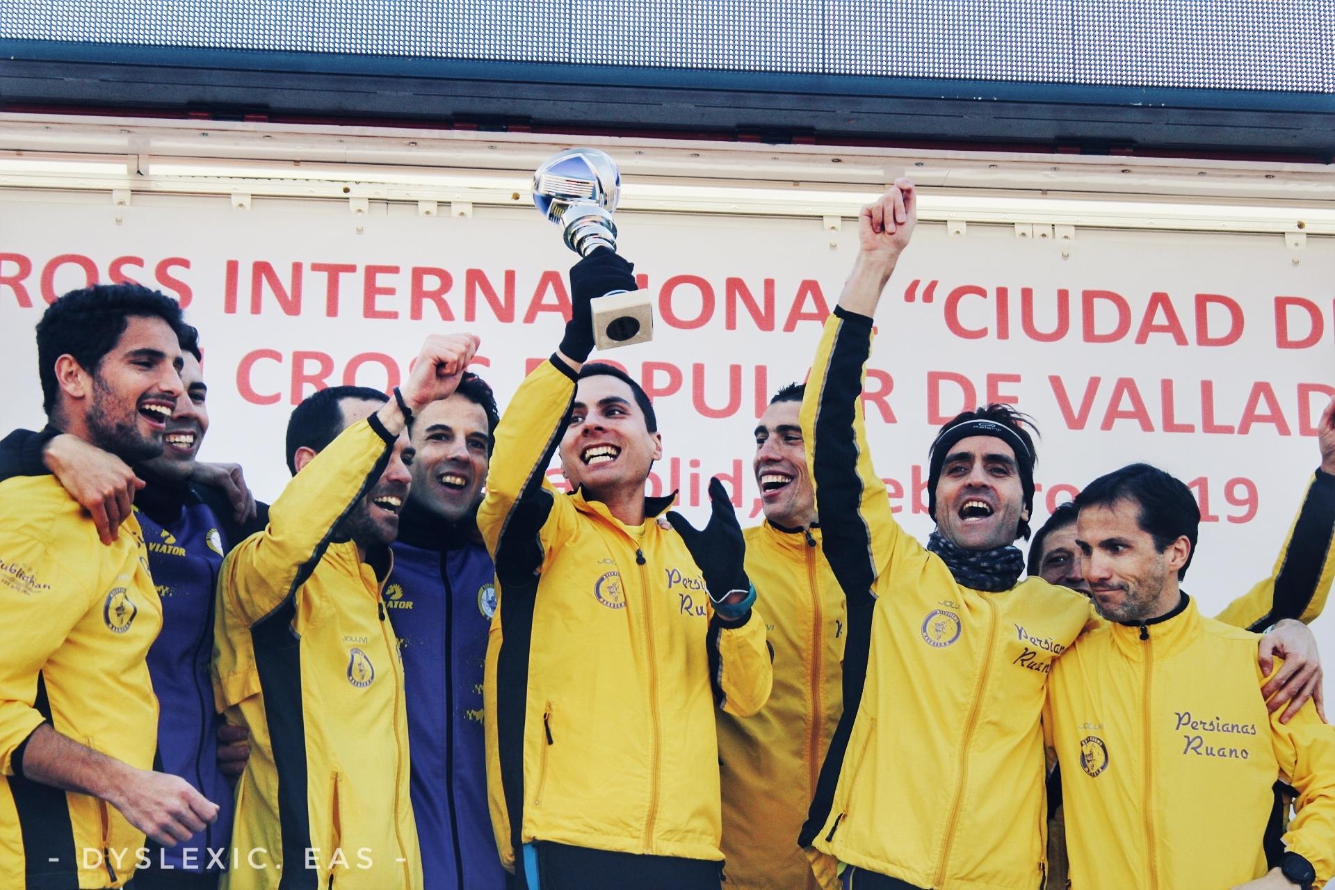 Campeones de Castilla y León de cross por equipos 2019
